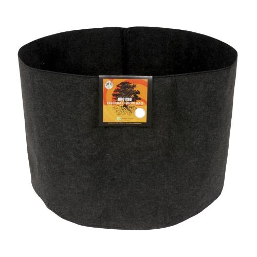 Gro Pro Essential Round Fabric Pot 300 Gallon