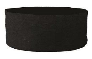 Smart Pot Liner Black 4 ft x 4 ft x 12 in